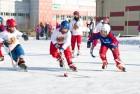 Спортивный фестиваль в рамках празднования «Дня защитника Отечества»  на призы президента БФ «Вера и Надежда» А.П. Быкова
