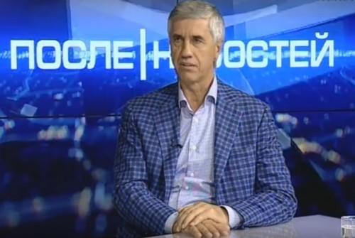 Интервью Анатолия Быкова в программе «После новостей» телеканалу ТВК: «Закон о выборах изменили и сделали под меня»