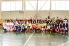 Юные спортсмены – будущие Защитники Отечества.