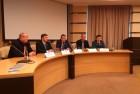 Пресс-конференция оппозиционных сил Красноярского края 31 января.