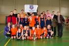 Закрытие тринадцатого регионального турнира по баскетболу на призы Президента Благотворительного фонда «Вера и Надежда» А.П. Быкова