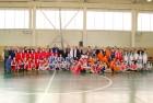 Открытие тринадцатого регионального турнира по баскетболу на призы Президента Благотворительного фонда «Вера и Надежда» А.П. Быкова