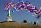 Дорогие красноярцы! Примите мои самые искренние и сердечные поздравления с Днём города и Днём России!