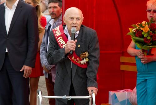 Турнир в память о ветеране труда, ветеране Великой отечественной войны и спорта, дивизионного разведчика Владлена Григорьевича Кузнецова.